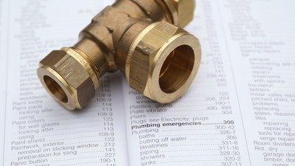 Plumbing emergencies!