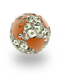 un mondo di dollari