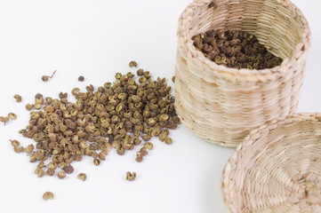 Chinese prickly ash seeds