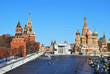 Le kremlin et Saint Basile