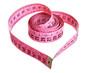 Measuring tape - heart