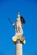 athena statue, greece