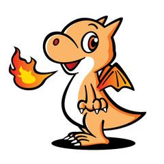赤ちゃんドラゴン