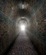 light at the end of a tunnel - 11381541