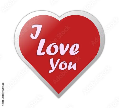 A+love+heart+symbol
