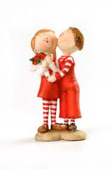 Valentini bacio