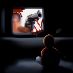 violenza in tv