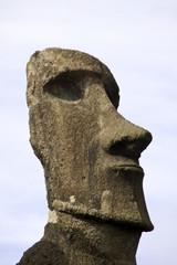 Moai heads 2