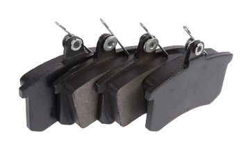 A Set of Disc Brake Pads