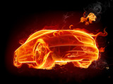 Fototapety Car