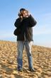 filmer sur la dune