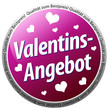 Button Valentinstag