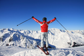 Skiurlaub - Gipfel der Gefühle