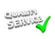 """Quality Service"" with Tick"
