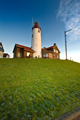 lighthouse in Urk