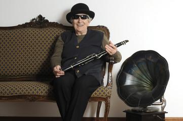Clarinettista in pensione