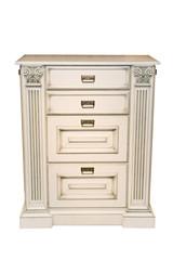 Old wooden dresser