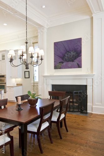 Beautiful diningroom