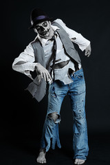 spooky man from nightmare