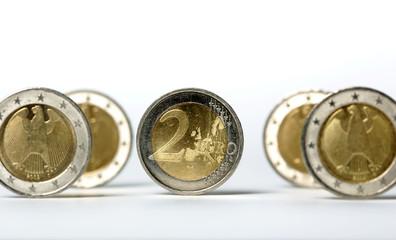 2-Euro-Münzen