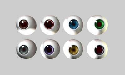 otto occhi