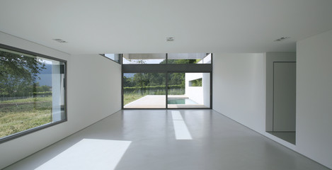 modern interior house