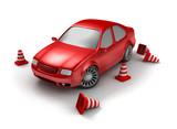 drive examination poster