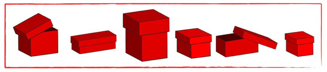 scatole per san valentino