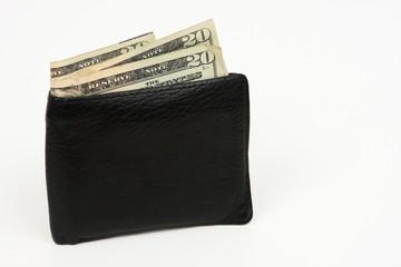 I found a wallet