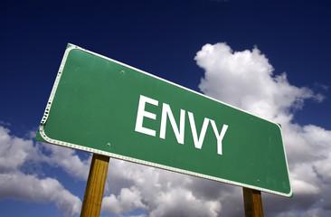 Envy Road Sign