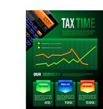 Tax Services Brochure poster