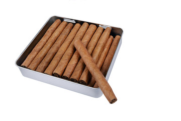 the cigars
