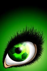 Occhio Pallone