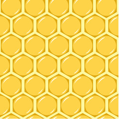 Honey seamless
