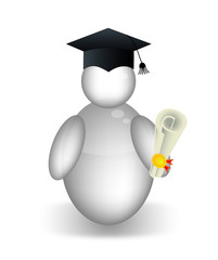 """Student Graduating"""
