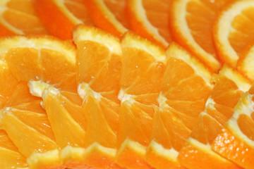 bit of the ripe orange