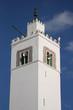 minaret de la mosquée de sidi bou said