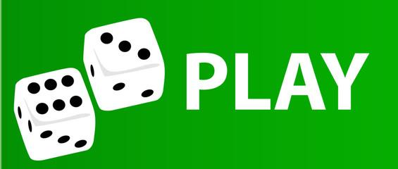 Icono de apuestas y juego