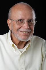 Portrait of a senior citizen