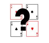gambling risk poster