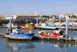 Port de La Cotinière sur l'île d'Oléron