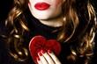 Valentine kiss