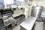 Fototapety kitchen of the restaurant