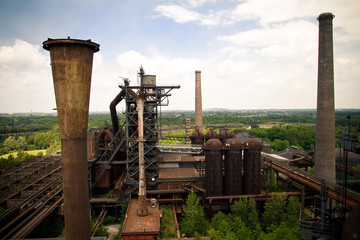Industrial Culture in Duisburg, Germany