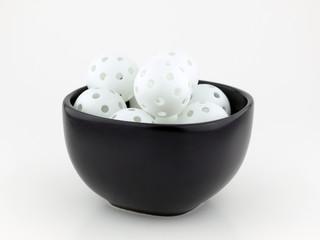 Balls in Bowl