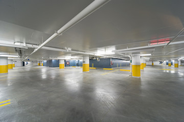 New parking garage
