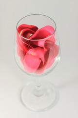Valentines wine
