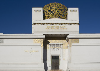Secession, Jugendstil in Wien