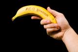 Acid banana gun poster