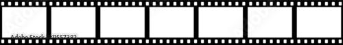 Leinwandbild Motiv film strip